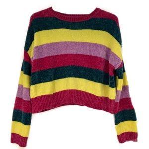 Soft & Cozy Striped Sweater